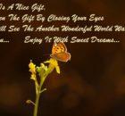 Good Night Pics Messages