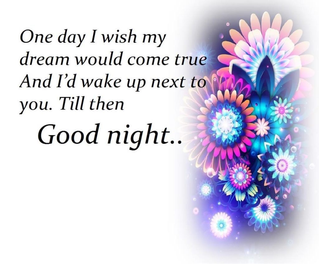 Good Night pictures messages