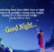 Good night wishes for boyfriend or girlfriend