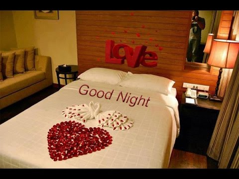 Romantic Good Night Messages and Images