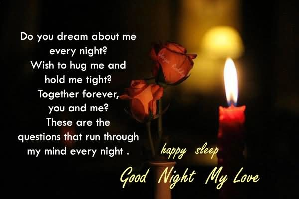 God Sprinkles Tiny But Wonderful Seeds Of Blessings On Earth Each Dayand I Just Caught One Thats So Nice And Trueits YOU Love You Good Night