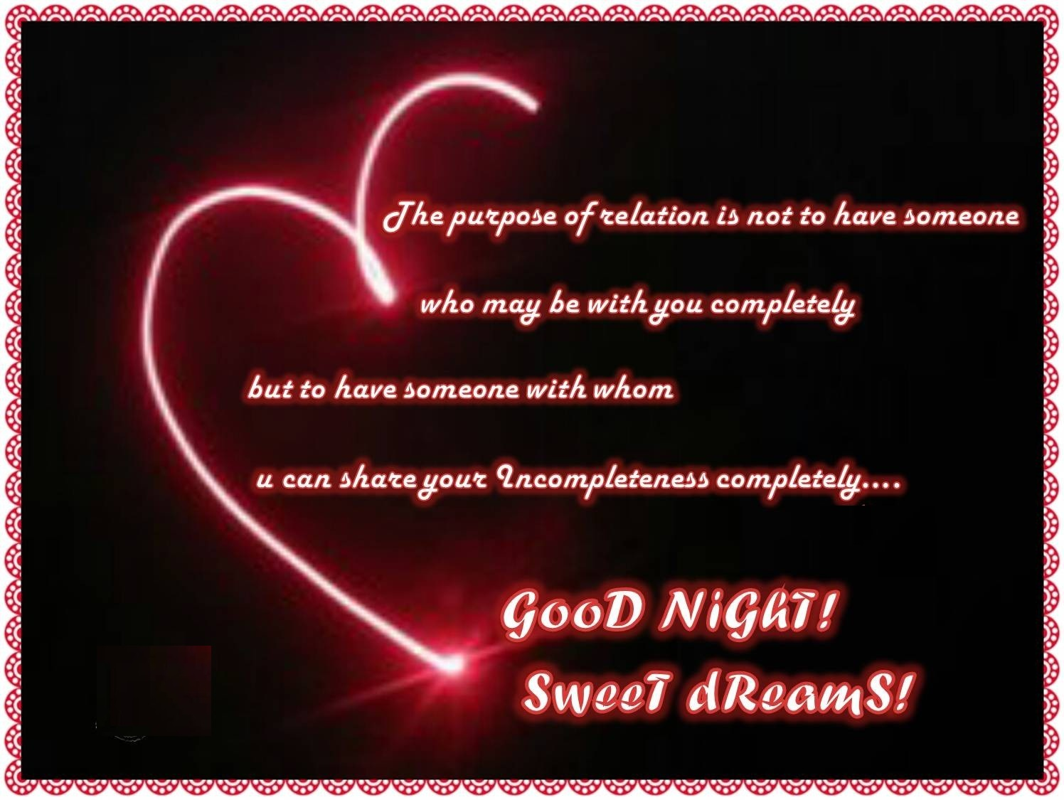 Good Night Quotes For Him: Good Night Love Wishes And Images: Good Night Love