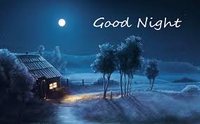 Beautiful good night wishes