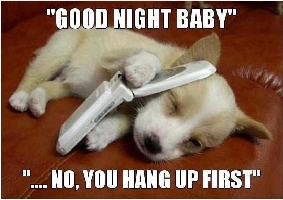 Funny Goodnight Texts
