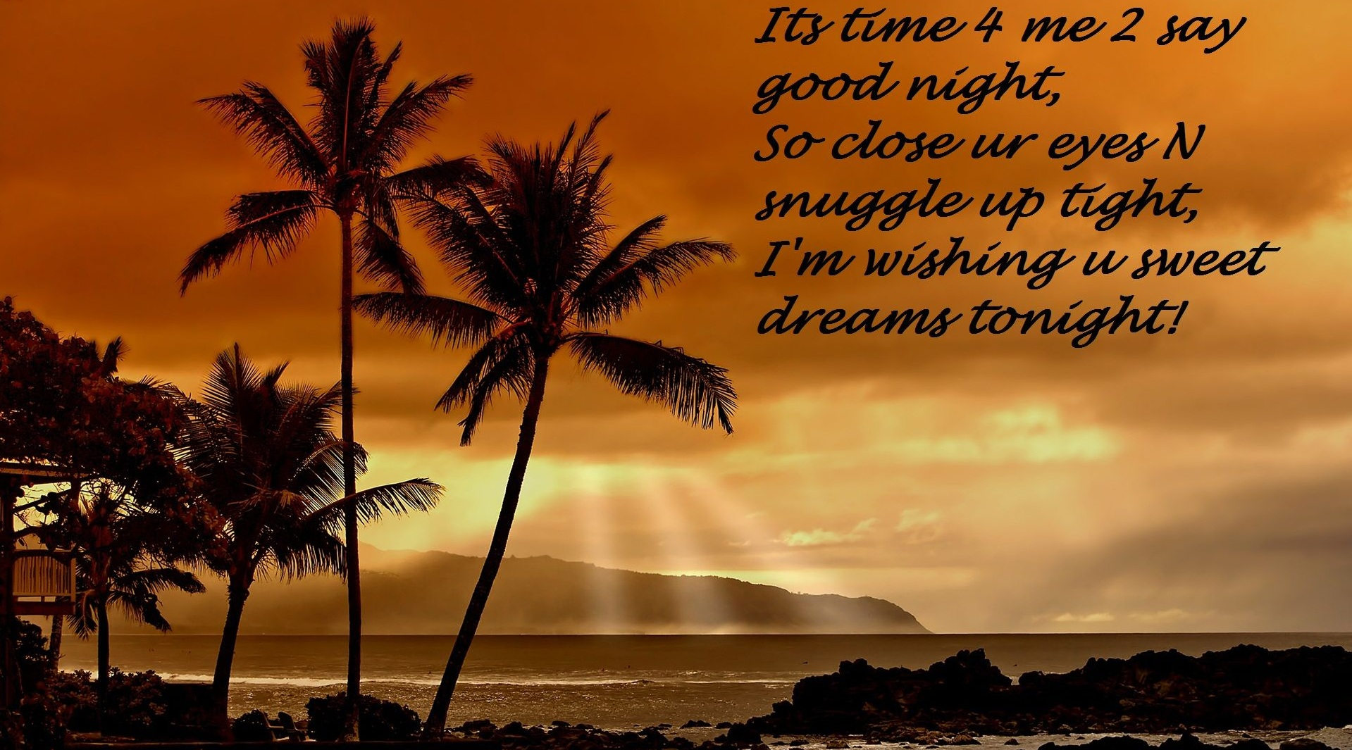 Inspirational Quotes For Good Night