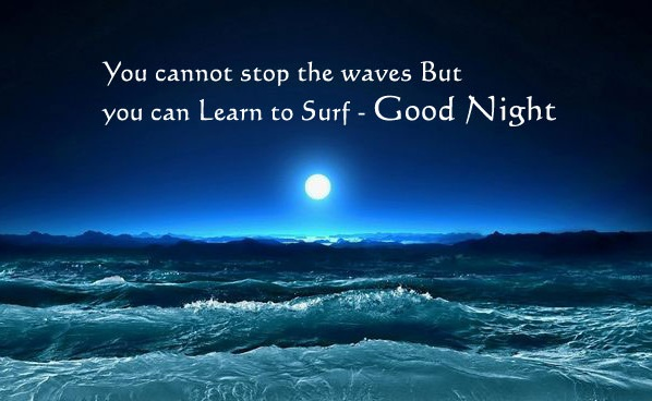 Inspirational Quotes to Goodnight