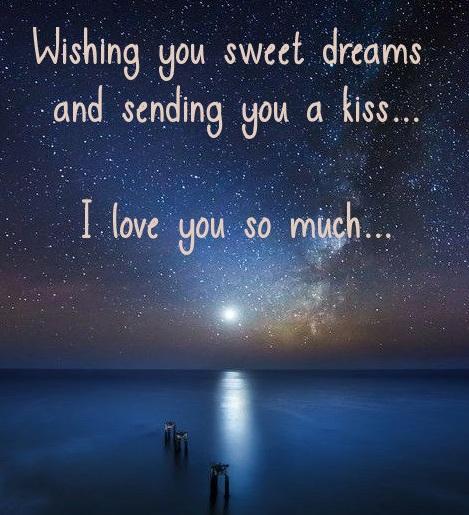 Good Night My Dear Friend. Sweet dreams will always be