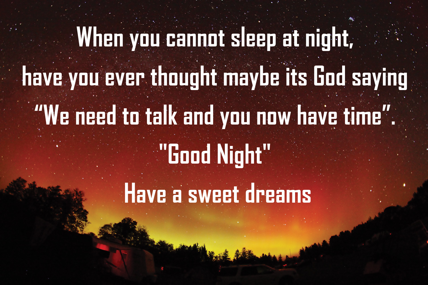 Inspirational Good Night Quotes Images- Good Night Quotes ...