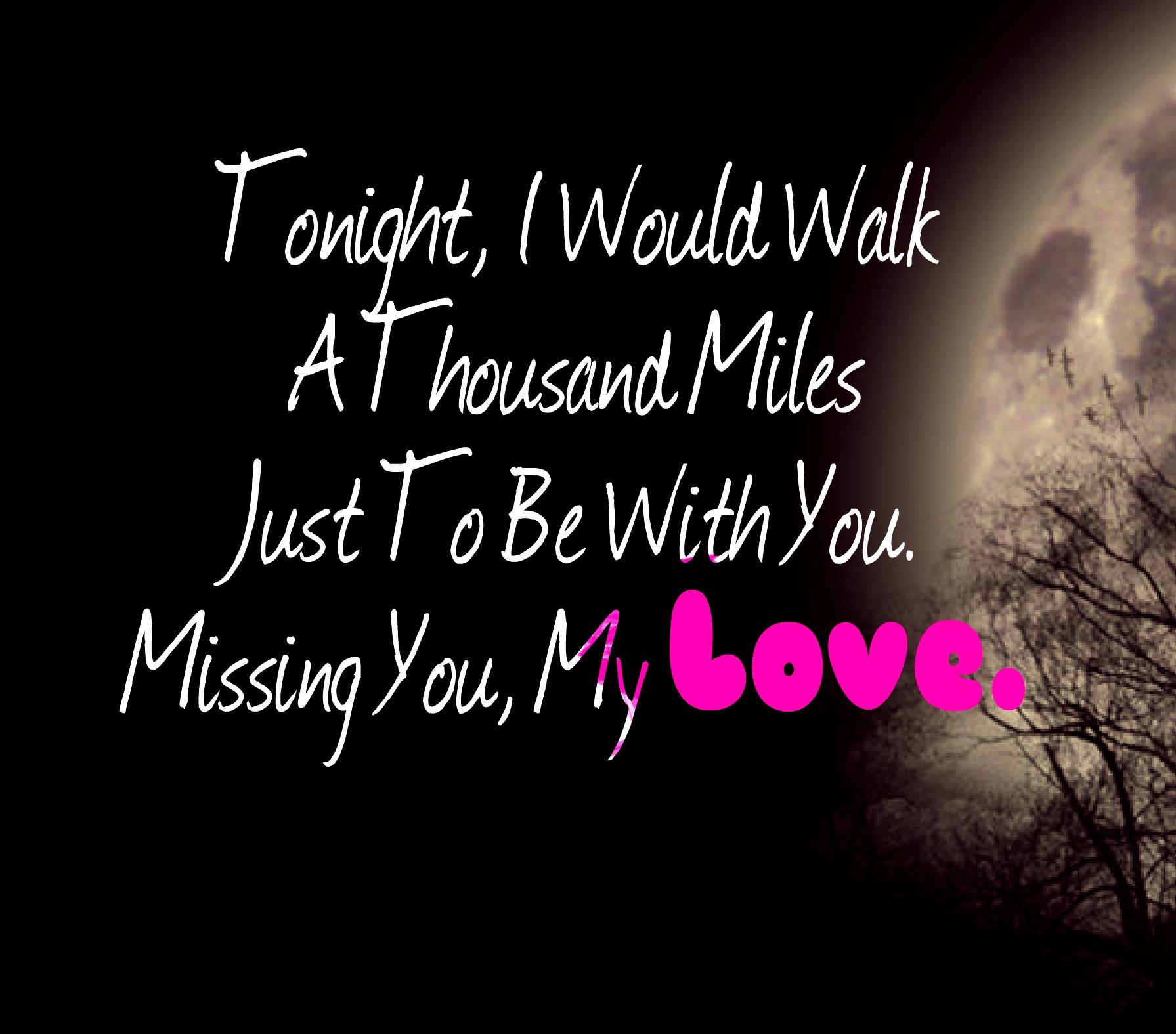 Romantic Night Quotes Images